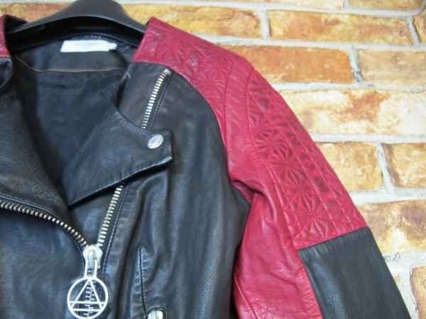EP leather jacket